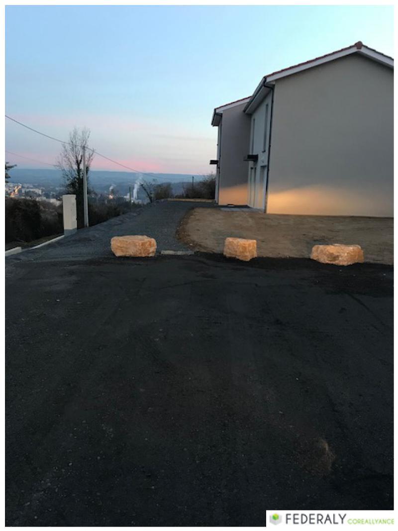 Federaly | Fin des travaux pour le chantier d'une maison individuelle sur la commune de Vienne