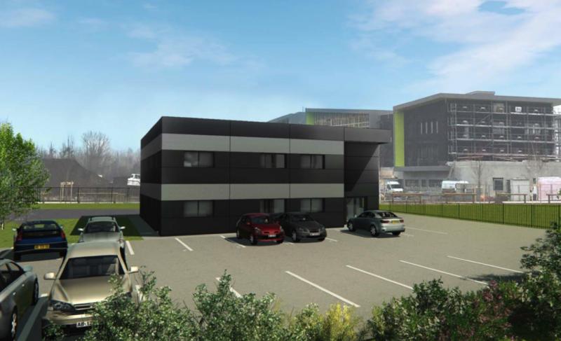 Federaly | En cours : Création d'un bâtiment tertiaire par Federaly Corege