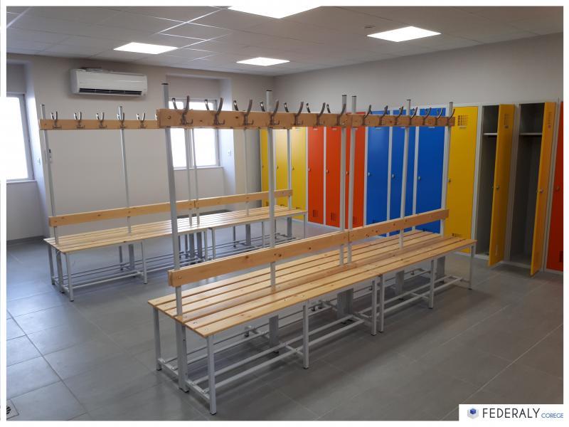 Federaly   Fin des travaux : Réhabilitation du bâtiment de la société Serpollet par Federaly CORÈGE