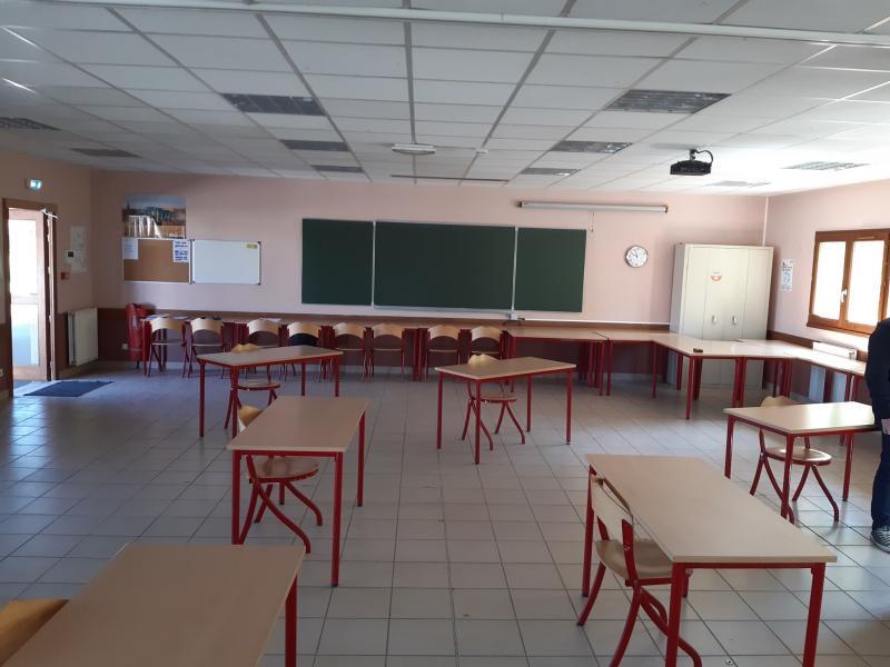 "Federaly   Rénovation : ""Salles de classes"" à Bourgoin Jallieu"